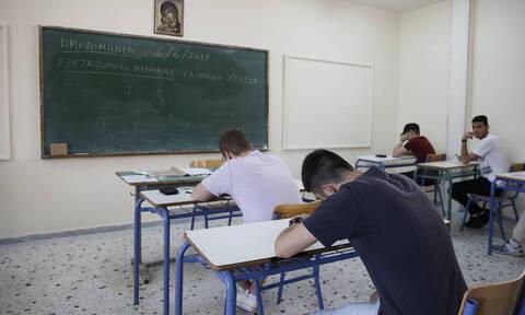 Κρήτη: Μαθητής λυκείου πήρε αποβολή, πήγε στο σχολείο και χτύπησε το διευθυντή!