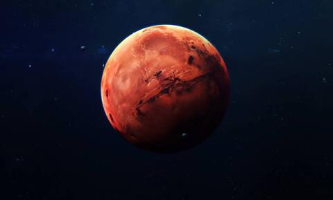 Τελικά υπάρχει ζωή στο εσωτερικό του Άρη; Η επιστημονική ανακάλυψη που βάζει «φωτιά» στα σενάρια