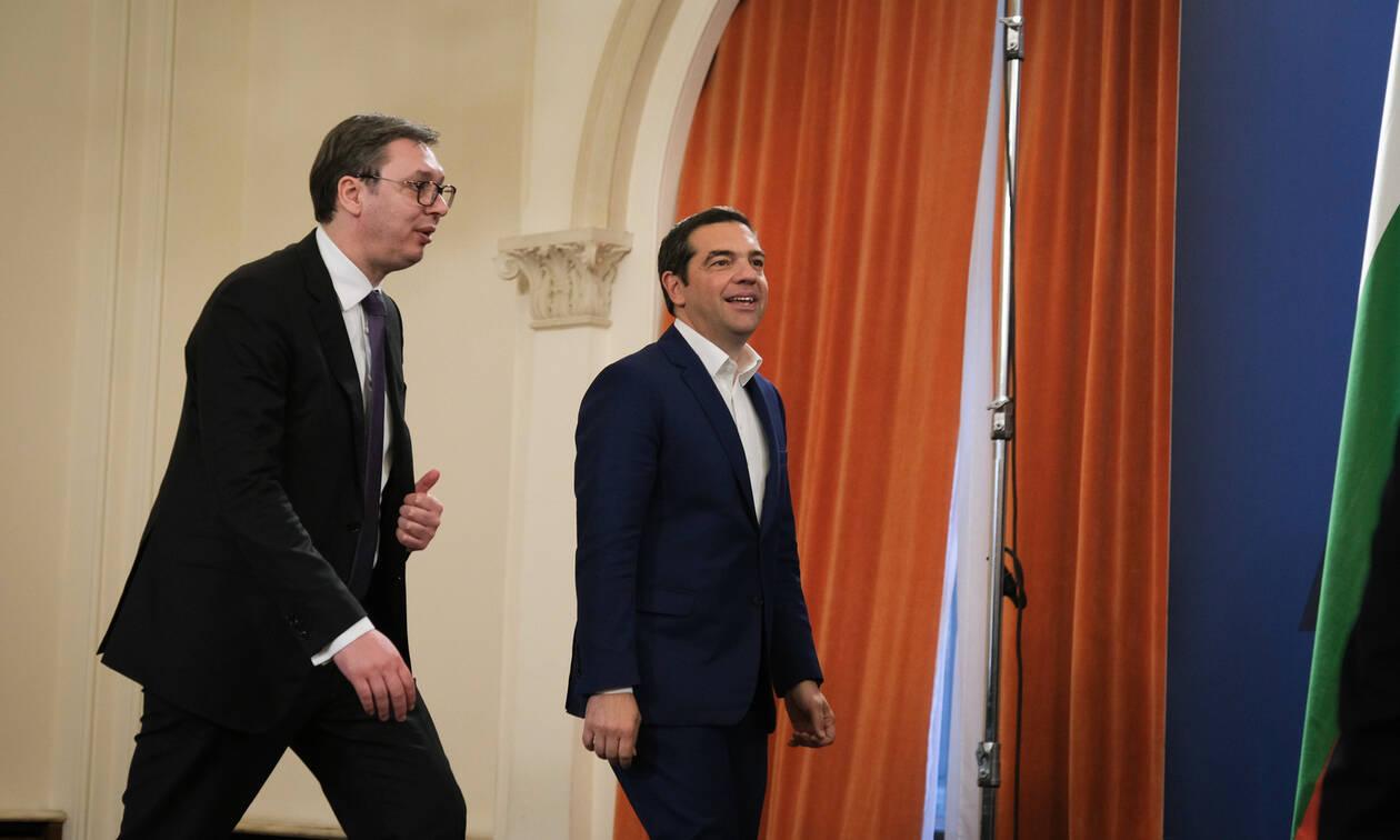 LIVE: Η ομιλία του Αλέξη Τσίπρα στη σύνοδο κορυφής Ελλάδας, Σερβίας, Βουλγαρίας και Ρουμανίας