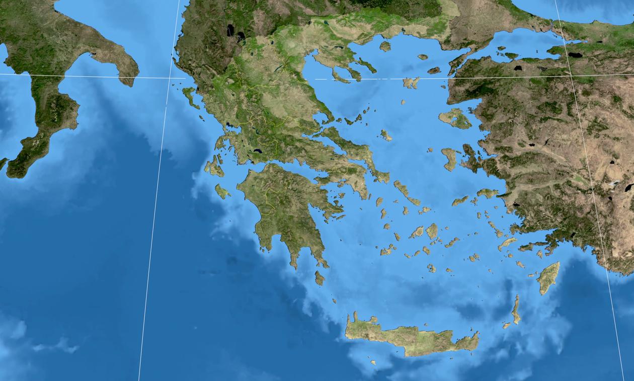 Τι λες τώρα! Δείτε πού θα βρισκόταν η Ελλάδα στον χάρτη αν η γη δεν είχε χωριστεί σε ηπείρους
