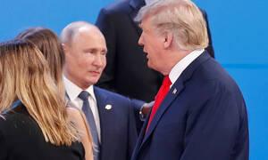 Ο Τραμπ «πιθανότατα θα μιλήσει» με τον Πούτιν για το θέμα της Βενεζουέλας