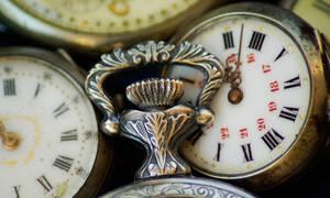 Αλλαγή ώρας 2019: Προσοχή! Δείτε πότε πρέπει να γυρίσουμε τα ρολόγια μας μία ώρα μπροστά
