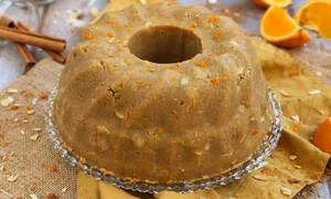 Η συνταγή της ημέρας: Σιμιγδαλένιος χαλβάς με πορτοκάλι