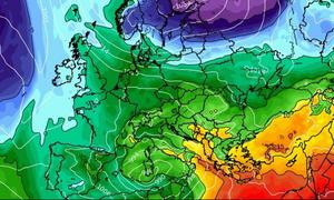Πώς θα εξελιχθεί ο καιρός μέχρι τις 15 Απριλίου; Δείτε την κίνηση των βαρομετρικών συστημάτων (Vids)