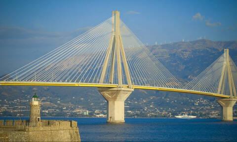 Προσοχή: Κυκλοφοριακές ρυθμίσεις στη γέφυρα Ρίου- Αντιρρίου