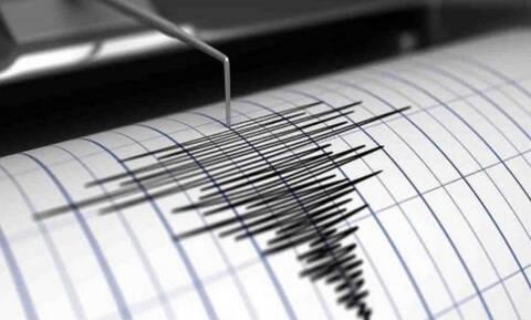 Σεισμός Κορινθιακός: Δείτε το επίκεντρο του σεισμού (pics)