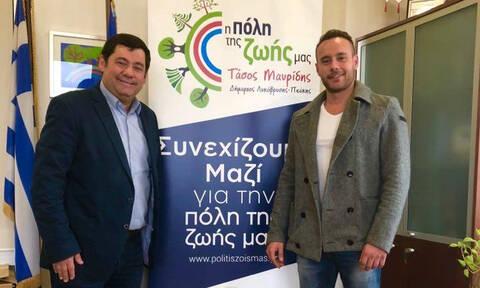 Εκλογές 2019: Πού βάζει υποψηφιότητα ο ηθοποιός Ορφέας Παπαδόπουλος