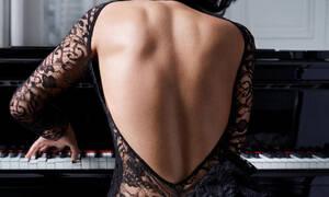 Η πιο σέξυ πιανίστρια κλασσικής μουσικής! (video)