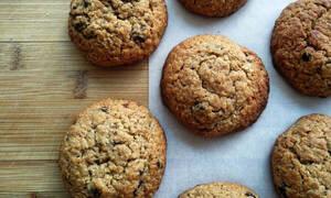 Η συνταγή της ημέρας: Μπισκότα βρώμης