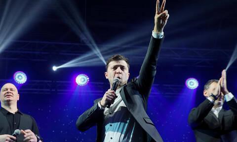 Ουκρανία: Προεδρικές εκλογές - Φαβορί ένας δημοφιλής κωμικός