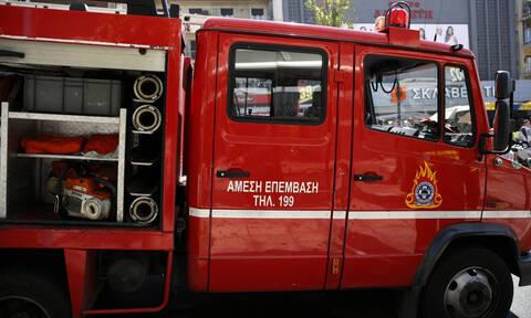 Σκιάθος: Υπό πλήρη έλεγχο η πυρκαγιά