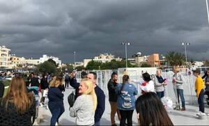 Κύπρος: Λήξη συναγερμού στο Mall στην Πάφο