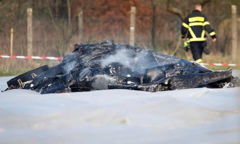 Συνετρίβη αεροσκάφος στη Γερμανία – Τρεις νεκροί