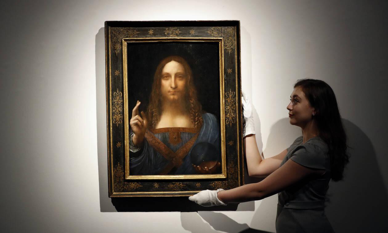 Σοκ στον κόσμο της τέχνης: Εξαφανίστηκε διάσημος πίνακας του Λεονάρντο Ντα Βίντσι (Pics)