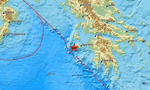 Σεισμός στη Ζάκυνθο (pics)