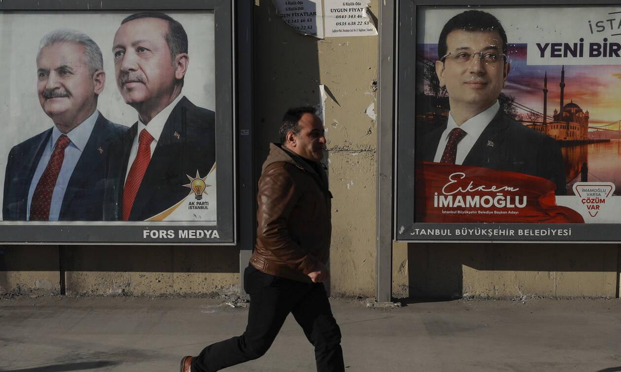 Εκλογές Τουρκία: Αλαλούμ στην Κωνσταντινούπολη - Γιλντιρίμ και Ιμάμογλου δηλώνουν νικητές
