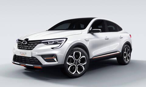 Αυτό θα μπορούσε να είναι ένα μελλοντικό SUV Coupe της Renault