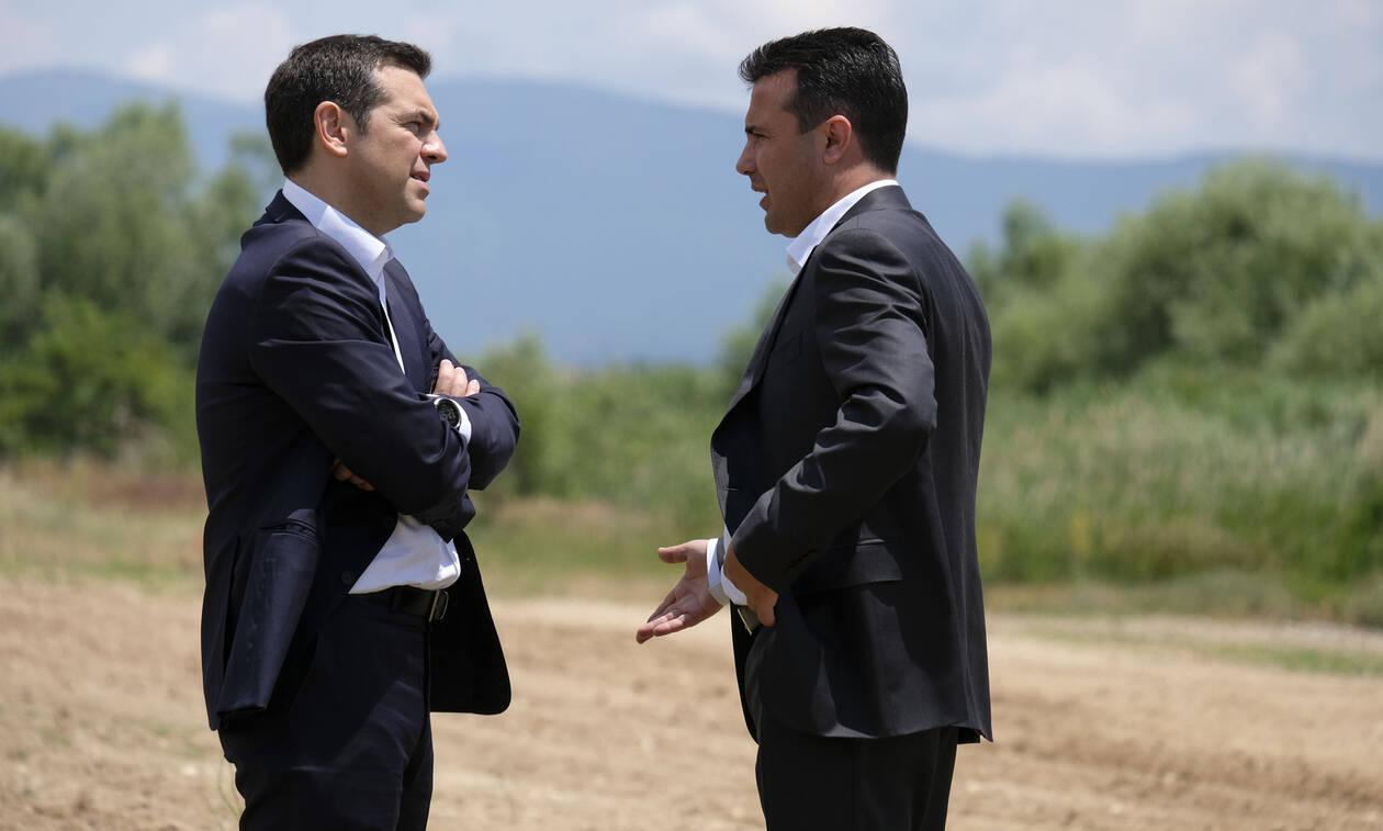 Με ποιους επιχειρηματίες πάει στα Σκόπια ο Τσίπρας - Ποιες συμφωνίες θα υπογράψει με τον Ζάεφ
