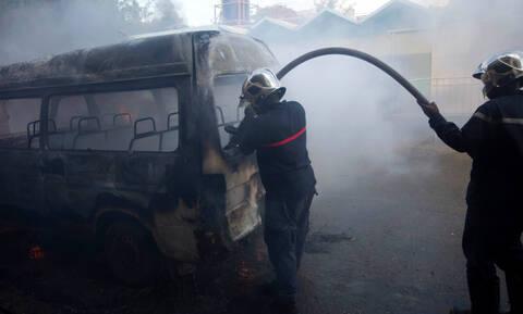Περού: Λεωφορείο γεμάτο επιβάτες έπιασε φωτιά - Τουλάχιστον 20 νεκροί