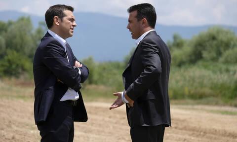 Ципрас проведет рабочую поездку в Скопье