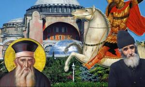 Τι λένε οι προφητείες για την καταστροφή των Τούρκων