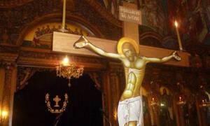Ο Σταυρός του Χριστού είναι το όπλο κατά των δυνάμεων του κακού