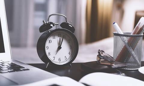 Το ΕΒΕΠ ενημερώνει για την απόφαση της Ε.Ε. να βάλει τέλος στην αλλαγή της ώρας το 2021