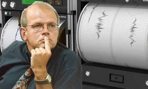 Δήλωση - ΣΟΚ Τσελέντη για το σεισμό των 5,3 Ρίχτερ