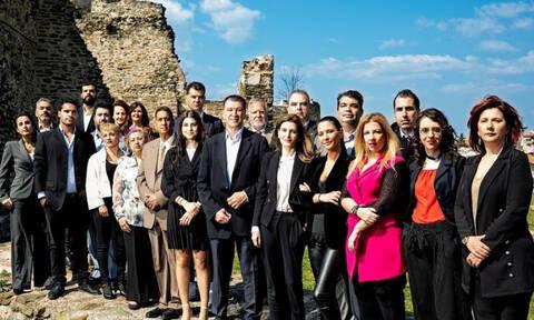 Εκλογές 2019 - Ορφανός: Παρουσίασε 21 ακόμα υποψήφιους δημοτικούς συμβούλους