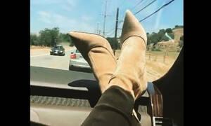 Βάζεις τα πόδια στο ταμπλό του αυτοκινήτου; Σταμάτησέ το αμέσως! (σκληρές εικόνες)