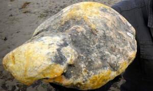 Δεν θα πιστεύετε γιατί αυτή η «πέτρα» κοστίζει τόσο ακριβά – Δείτε το λόγο (pics)