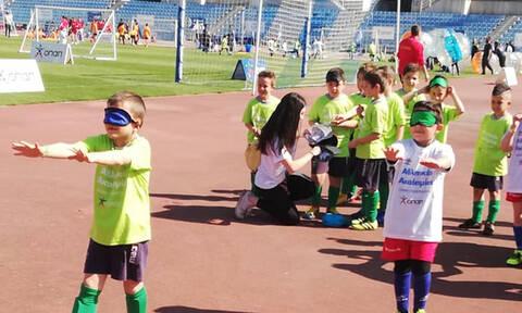 Φεστιβάλ Αθλητικών Ακαδημιών ΟΠΑΠ: Μεγάλη γιορτή του αθλητισμού στη Θεσσαλονίκη