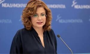 Εκλογές 2019 - Σπυράκη: Η Νέα Δημοκρατία στηρίζει Παπαδημάτο και Φαρμάκη στην Πάτρα