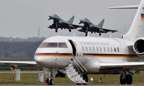 Συναγερμός στη Γερμανία: Νέο πρόβλημα με το κυβερνητικό αεροσκάφος