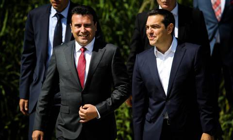 Στα Σκόπια σήμερα ο Τσίπρας με πλήθος επιχειρηματιών - Ποιες συμφωνίες θα υπογράψει με τον Ζάεφ