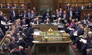 Brexit: Η Κάτω Βουλή απέρριψε όλες τις εναλλακτικές προτάσεις στη Συμφωνία Αποχώρησης