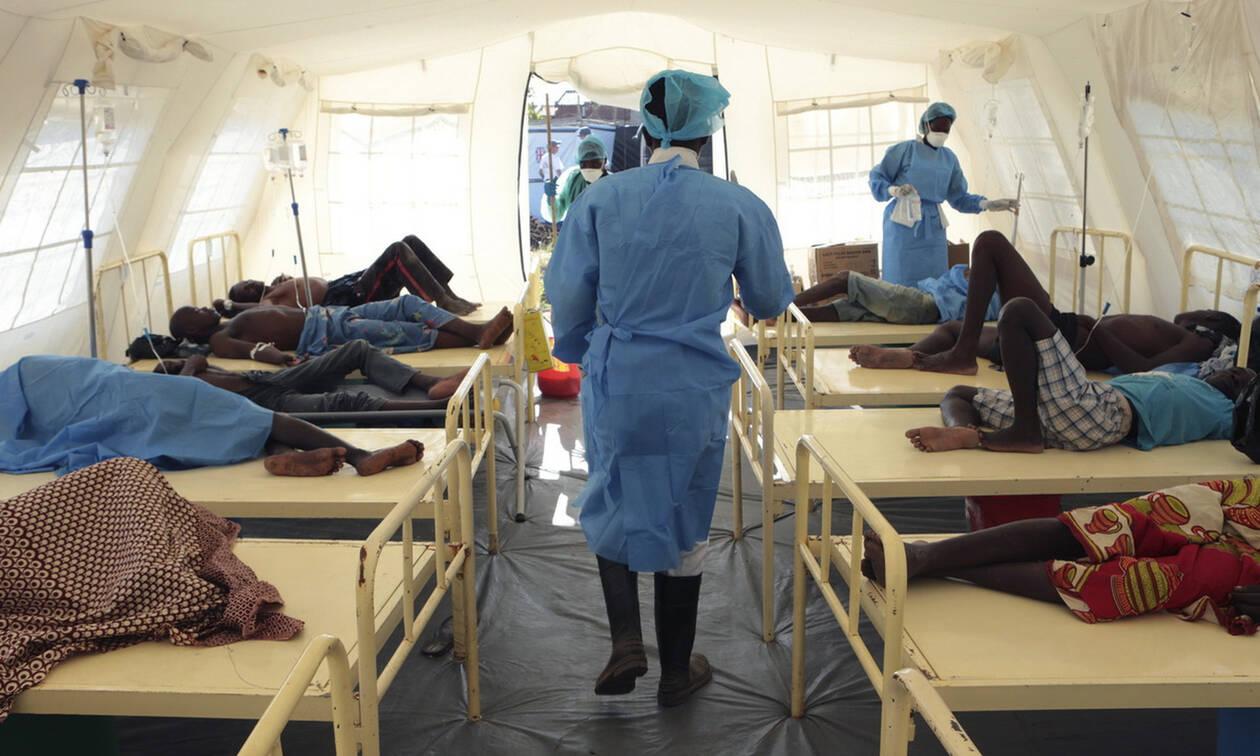 Ανακοινώθηκε το πρώτο θύμα από την επιδημία χολέρας που «θερίζει» τη Μοζαμβίκη (pics)