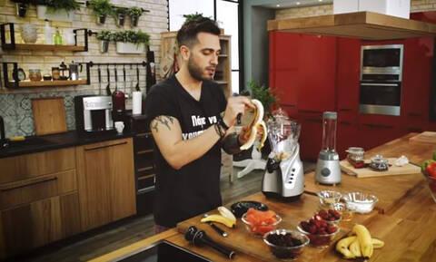 Η συνταγή της ημέρας: Smoothies