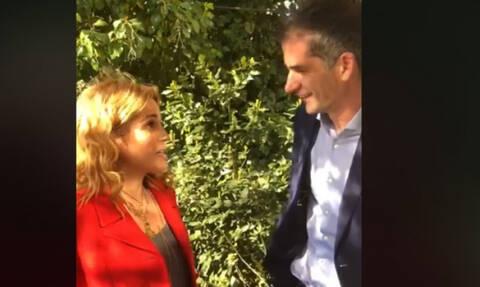 Εκλογές 2019: Μπότση σε Μπακογιάννη: «Τι έγινε Κωστάκη; Γουστάρουμε την... πρωτεύουσα;» (video)