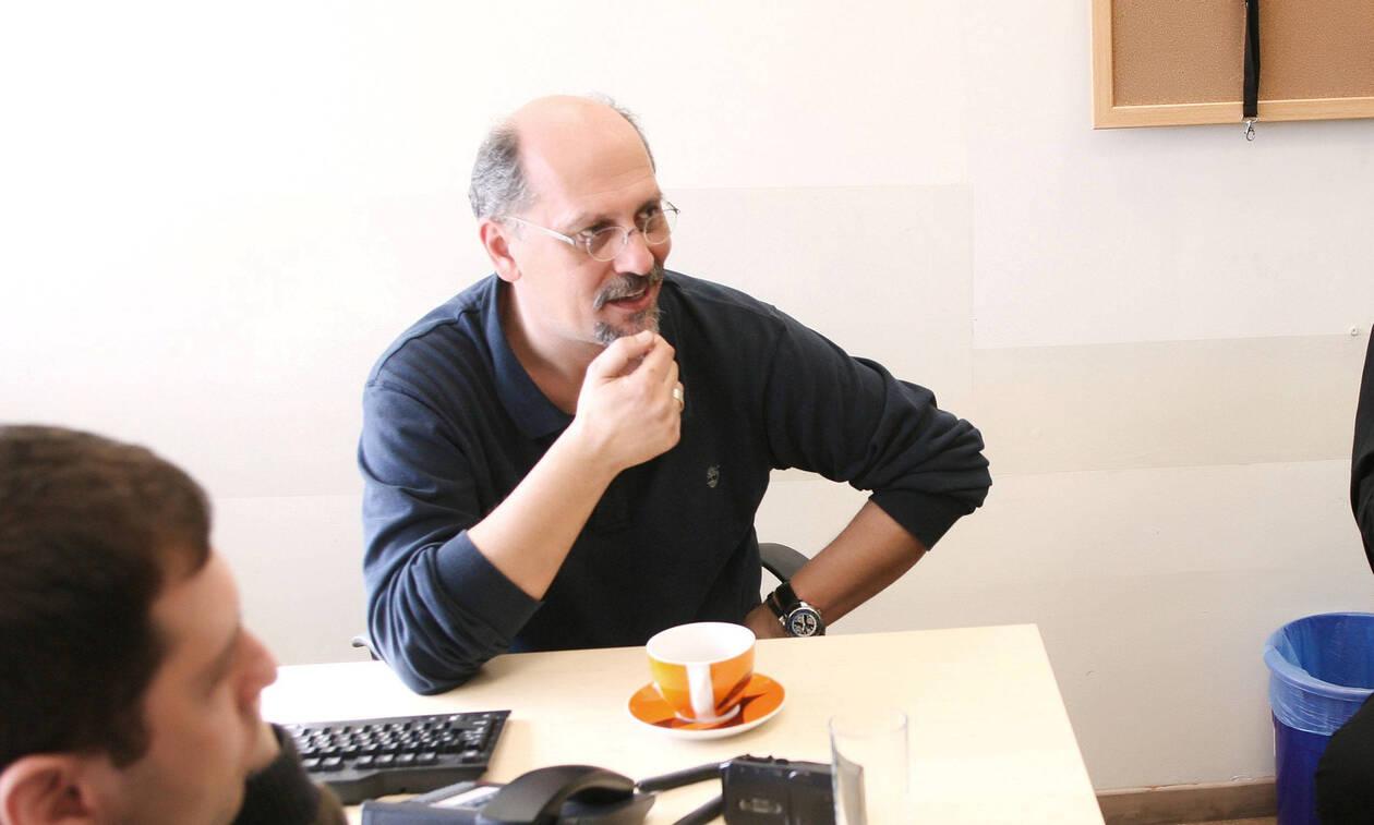 Βασίλης Λυριτζής: «Λύγισε» ο Γιώργος Παπαδάκης - Το συγκλονιστικό «αντίο» στο γνωστό δημοσιογράφο