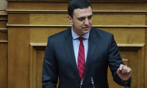 Κικίλιας: Ο κ. Τσίπρας δεν μπορεί να ταξιδέψει στη Μακεδονία, αλλά μπορεί εύκολα να πάει στα Σκόπια