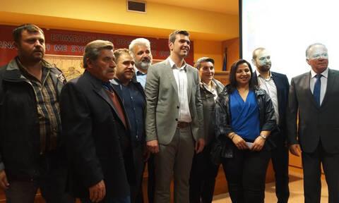 Εκλογές 2019 - Μαρκογιαννάκης: Oι υποψήφιοι περιφερειακοί σύμβουλοι στο Ρέθυμνο