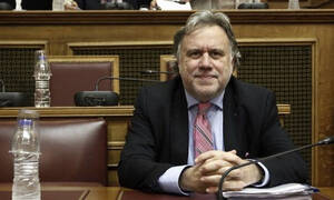 Глава МИД Греции Георгиос Катругалос проводит визит в США