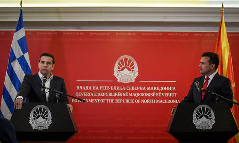 PM Tsipras: The start of a new era in the relations of Greece and Skopje