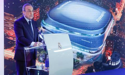 Το «Μπερναμπέου» αλλάζει: Θα πάθετε πλάκα με το νέο γήπεδο της Ρεάλ Μαδρίτης! (photos)