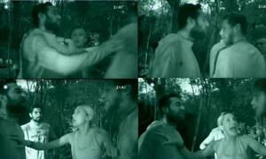 Survivor: Ξύλο στην ελληνική ομάδα - Οι πρώτες εικόνες από τον μεγάλο καβγά