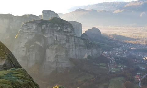 «Αναγεννάται» ιστορικό μοναστήρι στην περιοχή των Μετεώρων