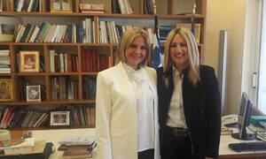 Εκλογές 2019: Στο ευρωψηδέλτιο του ΚΙΝΑΛ η παρουσιάστρια Εύα Μπούρα