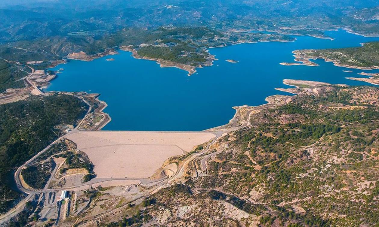 «Ξεδιψάει» η Ρόδος με το μεγαλύτερο τεχνικό έργο της νησιωτικής Ελλάδας