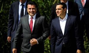 Ζάεφ σε Τσίπρα: Θα διορθώσουμε το ζήτημα με τα «μακεδονικά κρασιά»